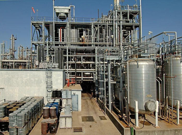 Platte River Adds to MFG Chemical
