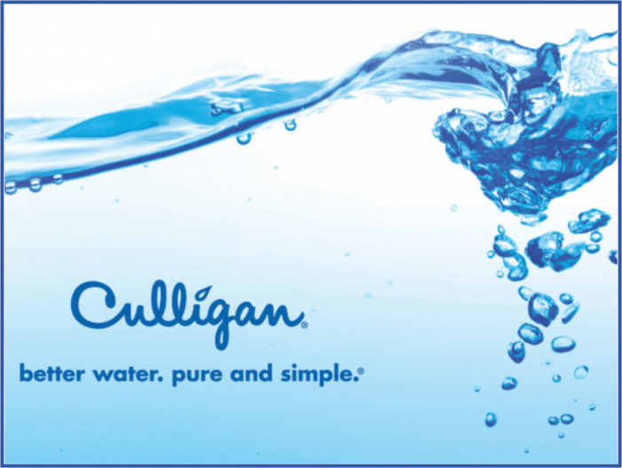 Water Co. Sold to Culligan