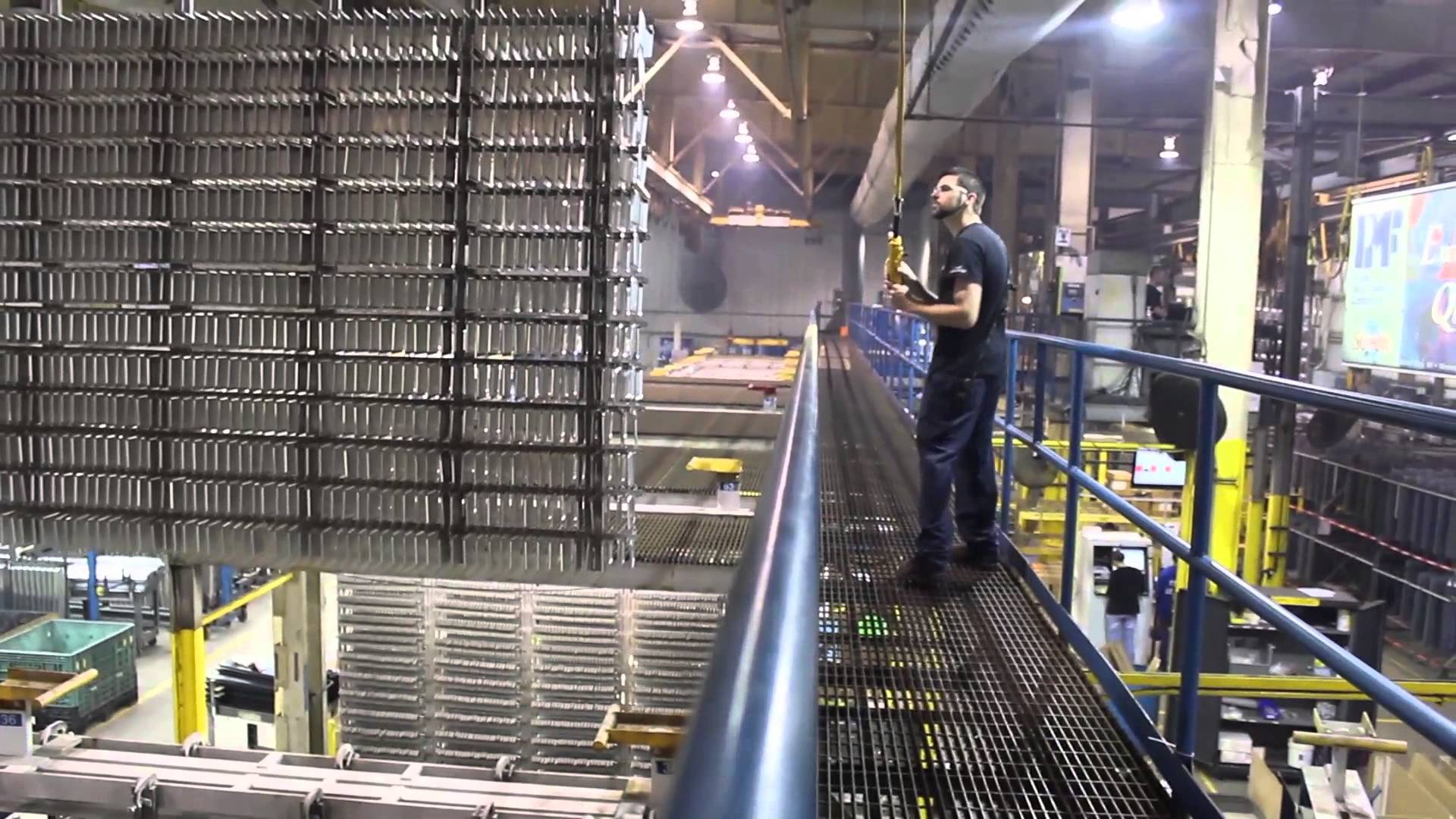 Pioneer Metal Operates Seven Facilities Across The United States In Michigan 3 Minnesota Wisconsin Oregon Indiana And One Facility El Marques