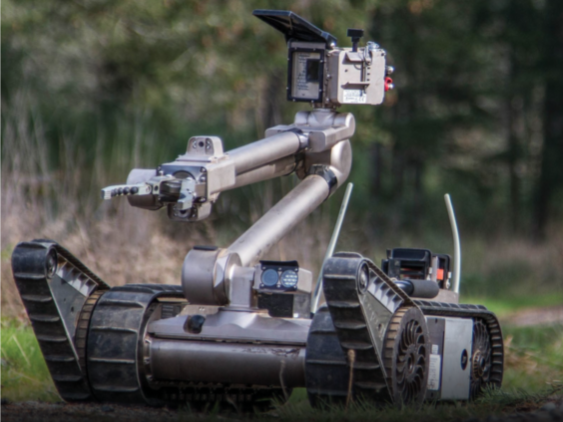 Arlington Capital Sells Endeavor Robotics