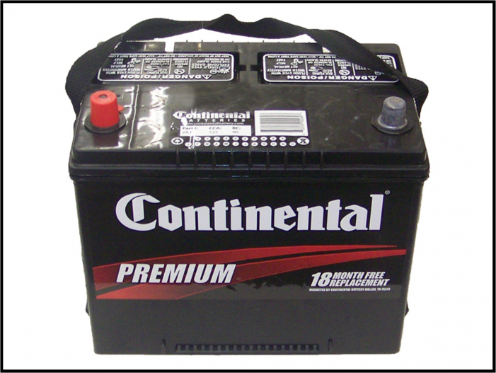 Sixth Acquisition by Continental Batteries