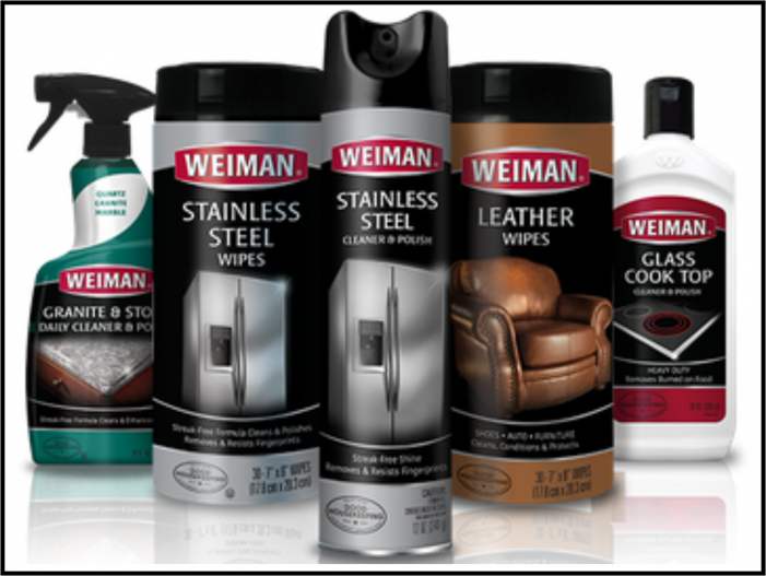 Cortec Sells Weiman Products