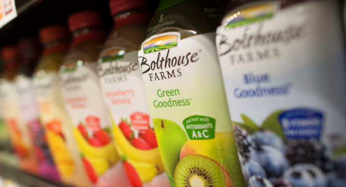 Butterfly Closes Buy of Bolthouse from Campbell