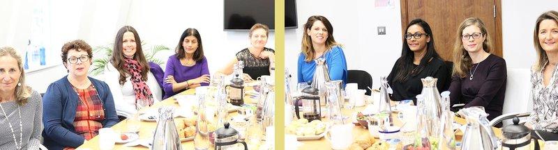 PER Networking Breakfast for Senior Women in Fund Finance