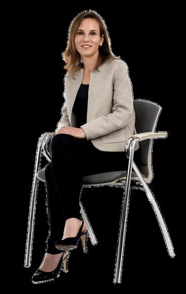 Carla Casares Seated