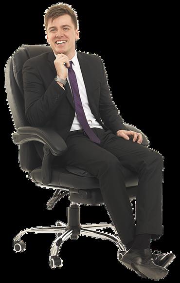Dean Terry Sitting