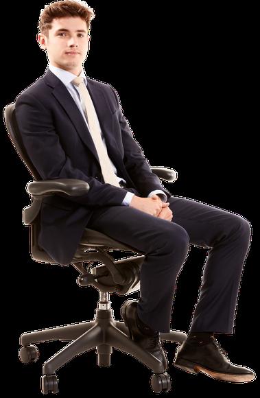 David Linton Sitting