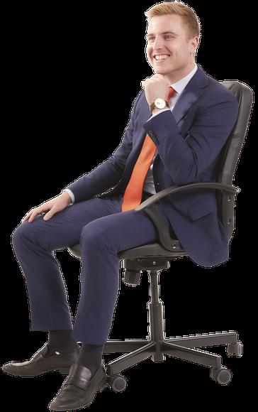 Freddie Richards Sitting