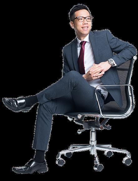 Jack Su Sitting