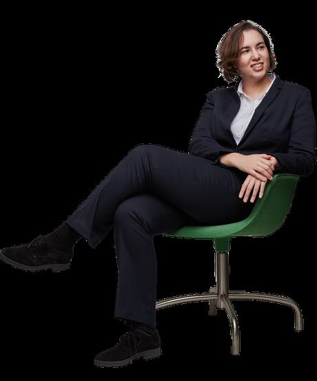 Lucinda Bolton Sitting