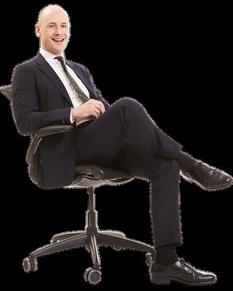 Nicholas Stephens Sitting