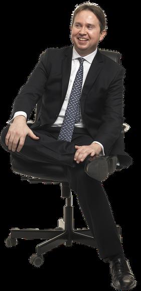 Oliver Gilkes Sitting