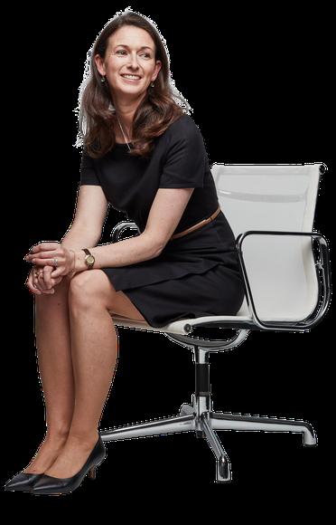 Rebecca Liebel Sitting