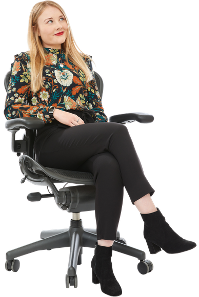 Sarah-Anne Hill Sitting