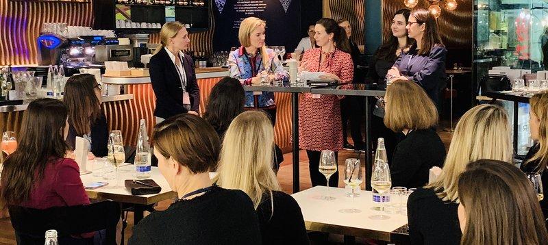 Women's Dialogue event, Munich