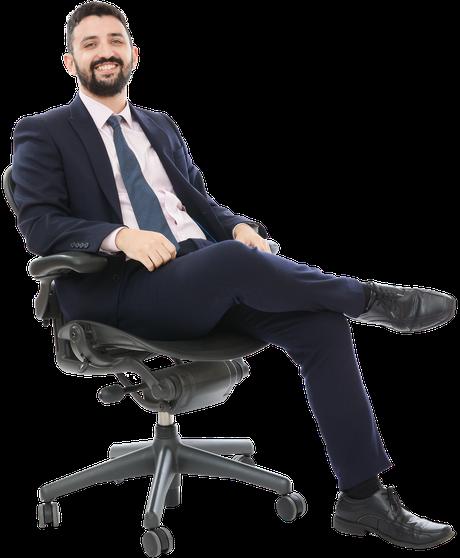 William Szymanski Sitting