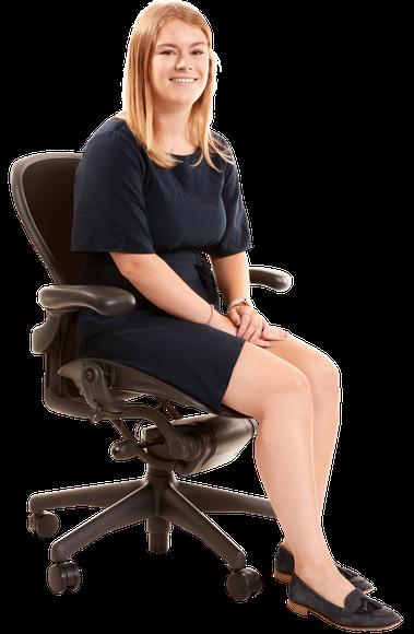 Zoe Proudfoot Sitting