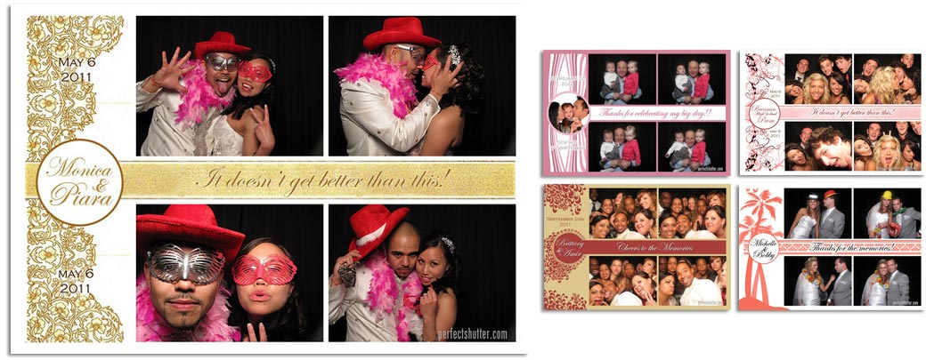 A Custom Template For Your Wedding Photo Booth Rental Windsor - Photo booth design templates