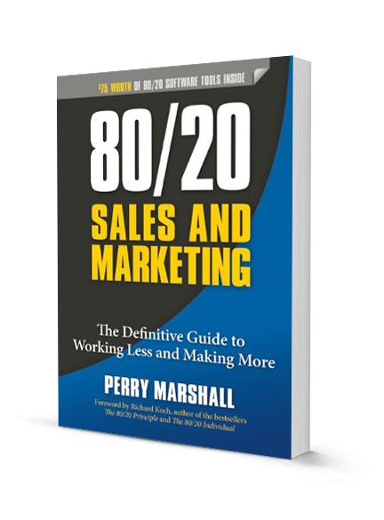 80/20 Sales And Marketing Pdf