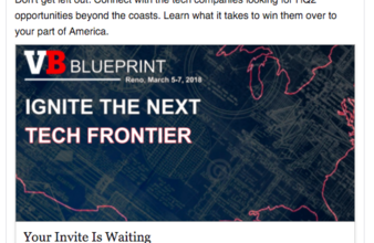 Blueprint winning ad