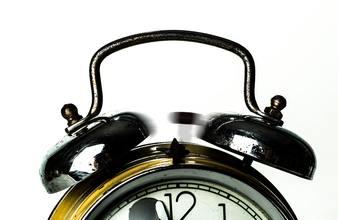 Alarm alarm clock analogue 682422