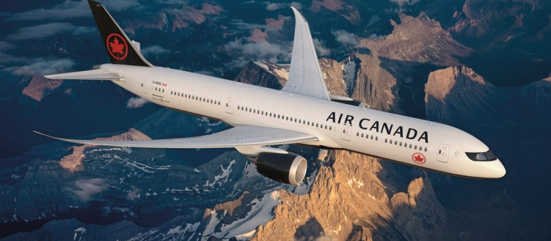 Air Canada-Air Canada Unveils New Livery Inspired by Canada