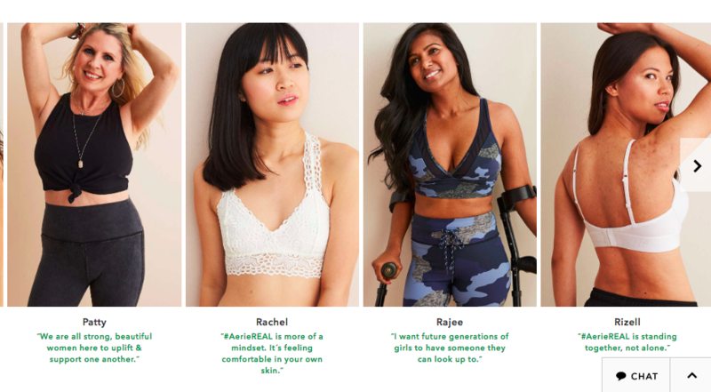 brands take stand social issue aerie