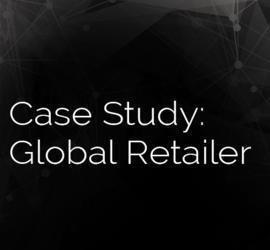 Global retailer case study
