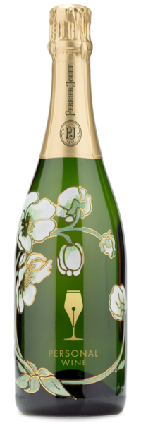 2006 Perrier-Jouët Belle Epoque - Engraved