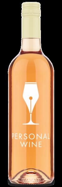 Engraved Rosé - Rose Gold
