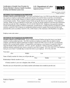 FMLA  Medical  Certification  Forms  for  Family  Members