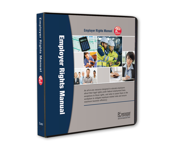 Employer  Rights  Manual