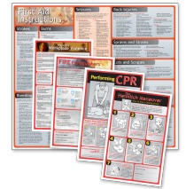Emergency Response Poster Bundle