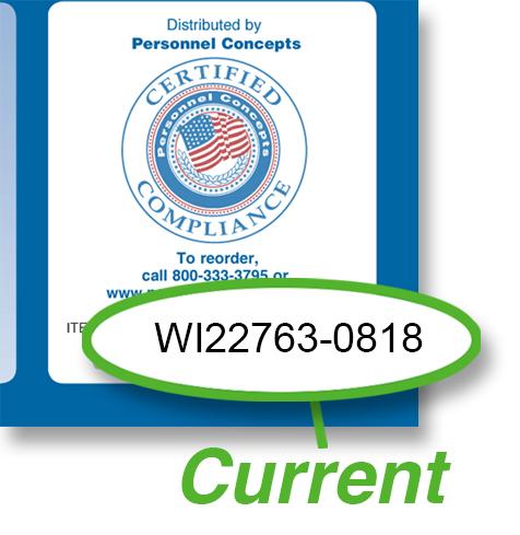 Wisconsin  Compliance  Checklist