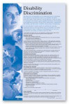 ADA  Disability  Discrimination  Policy  Poster
