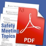 Accident  Prevention  Signs  Training  Topic  Set