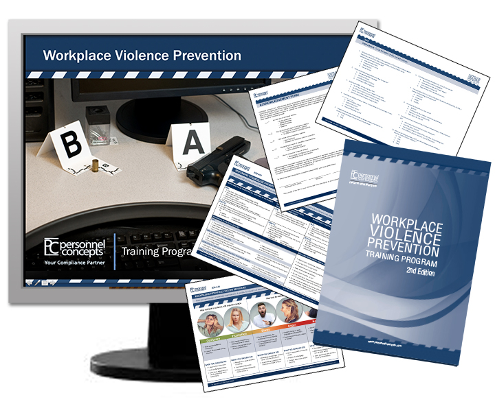 Workplace Violence Prevention Training Program (2nd Edition)
