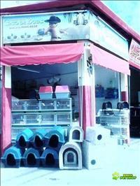 Pet shop completo com banho e tosa.