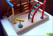 Playground Para Calopsita