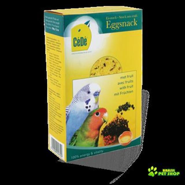 Snack Frutas Cede Brasil