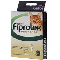 Anti Pulgas Ceva Fiprolex Drop Spot para Gatos - 1 Unidade