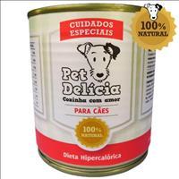Ração Pet Delícia Dieta Hipercalorica - 320 g