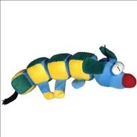 Brinquedo Chalesco Taturana de Pelúcia para Cães