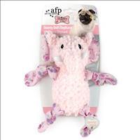 Brinquedo Afp Shabby Chic Boneco Elefante Dainty para Cães