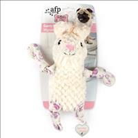 Brinquedo Afp Shabby Chic Boneco Roedores Dainty para Cães