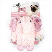 Brinquedo Afp Shabby Chic Elefante Minimals para Cães