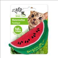 Brinquedo Afp Green Rush Melancia com Catnip para Gatos