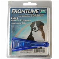 Anti Pulgas e Carrapatos Frontline Top Spot para Cães de 40 a 60 Kg Tam GG Anti Pulgas e Carrapatos