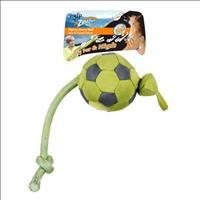 Brinquedo Afp Zinngers Bola de Futebol Voadora  para Cães