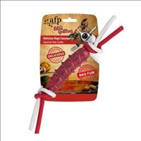 Brinquedo Afp Bbq Salsicha Rope para Cães